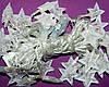 Внутренняя Светодиодная Гирлянда Звездочки на Елку Новогодняя 40 LED Мульти, фото 2