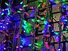 Внутренняя Светодиодная Гирлянда Звездочки на Елку Новогодняя 40 LED Мульти, фото 4