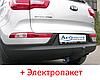 Фаркоп - Hyundai ix35 Кроссовер (2010-2015)