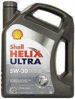 Моторное масло (экстра-класса) SHELL Helix Ultra 5w-30