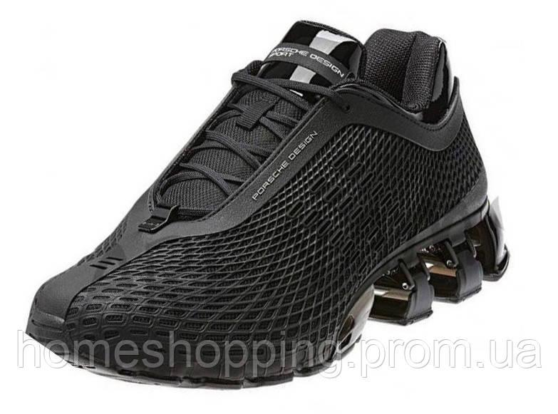 Кроссовки мужские Adidas Porsche Design P5000 Bounce S2 Black
