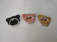Кольцо держатель-подставка для i-ring голова мишки