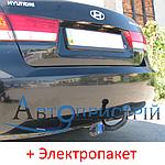 Фаркоп - Hyundai Sonata NF Седан (2005-2010)