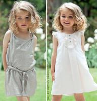 Детские платья, туники для девочек