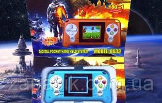 Детская Игровая Консоль Электронная Игра 8633