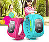 Детские Умные Часы Smart Baby Watch с GPS Трекером Q50 Смарт Беби Вотч, фото 2