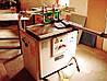 Сверлильно-присадочный станок б/у Vitap T21 2001 год. 21 шпиндель, ручной наклон суппорта