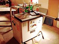 Сверлильно-присадочный станок б/у Vitap T21 2001 год. 21 шпиндель, ручной наклон суппорта, фото 1