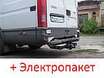 Фаркоп - Iveco Daily Микроавтобус (2006-2014)