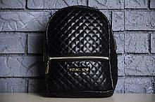 Рюкзак городской женский Michael Kors  (черный)
