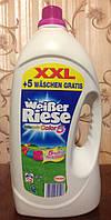"""Стиральный гель Германия """"Weiber Riese"""" color gel 5,475 л , фото 1"""