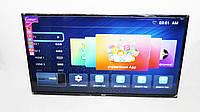 """LCD LED Телевизор Comer 40"""" Smart TV, FHD, WiFi, 1Gb Ram, 4Gb Rom, T2, USB/SD, HDMI, VGA, Android"""
