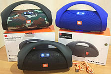 Портативная блютуз колонка JBL Boombox mini E10 FM USB СУПЕР Звук !!!