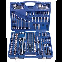 Набор инструмента для автомобиля, дома, СТО, слесаря ремонтника комбинированный 175ед. СТАНДАРТ  ST-0175