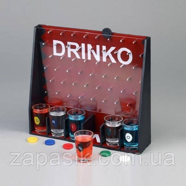 Игра для Веселой Компании Drinko Shot Game