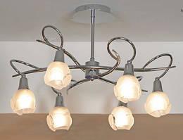 Потолочный светильник LUSSOLE SEGRATE LSC-9407-06