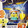Игрушка Вертолет Летающий Миньон с Пультом, фото 9