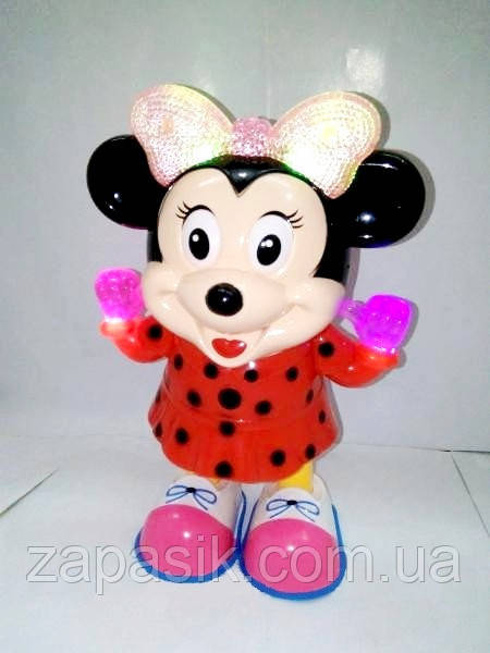 Интерактивная Игрушка Танцующая Minnie Mouse 861 16 Микки Маус