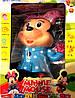 Интерактивная Игрушка Танцующая Minnie Mouse 861 16 Микки Маус, фото 4