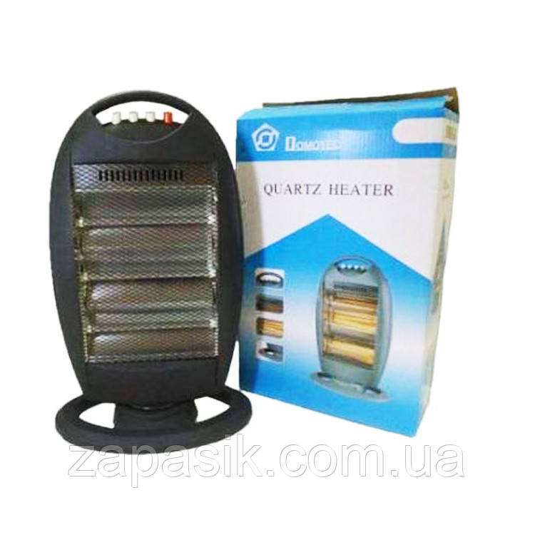 Инфракрасный Кварцевый Обогреватель Domotec Quartz Heater MS NSB 120