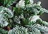 Искусственная Ель 220 см Карпатская Елка Новогодняя 2,2 метра, фото 3