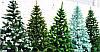 Искусственная Ель 220 см Карпатская Елка Новогодняя 2,2 метра, фото 6