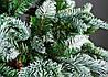 Искусственная Ель 150 см Карпатская Елка Новогодняя 1,5 метра, фото 3
