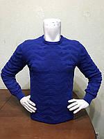 Демисезонный мужской брендовый свитер Armani