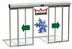 Как настроить зимний режим на автоматических дверях Dorma ES.