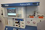 Наркозный аппарат для работы при МРТ Drager Fabius MRI Anesthesia Machine, фото 2