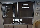 Наркозный аппарат для работы при МРТ Drager Fabius MRI Anesthesia Machine, фото 6