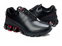 Кроссовки мужские Adidas Porsche Design P5000 Bounce S2 Leather Black Red, фото 1
