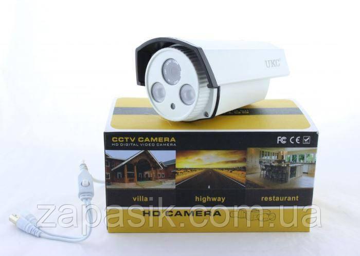 Камера Видеонаблюдения UKC CCTV HD Digital Camera CAD 925 AHD 4 Мп 3,6 мм