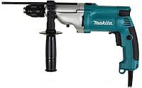 Дрель Makita HP2051H ударная (усиленный патрон, двойная изоляция)