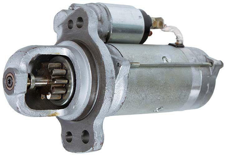 Стартер КАМАЗ 740.11-240,13-260 редукторный 6 кВт 24 В - 8912.3708