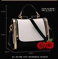 Стильная качественная эксклюзивная сумка BINNITU  2014   4 цвета