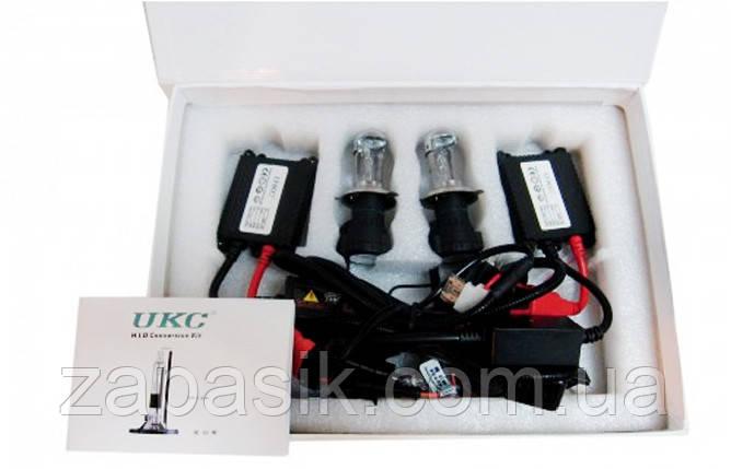 Ксенон XENON UKC H1 H3 H7 35 W 6000 K Биксенон