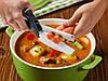 Кухонные Ножницы для Шинковки Smart Cutter, фото 5