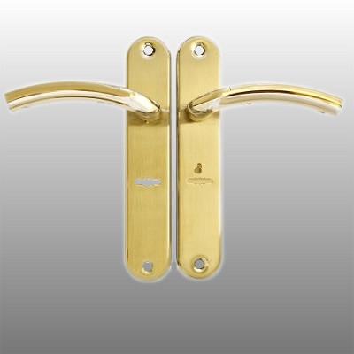 Ручки дверные BORDER D-66.2/02 G-L