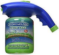 Емкость для распрыскивания средства для роста травы на газоне Hydro Mousse (Гидро Моуссе)