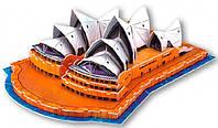 Трехмерная модель Сиднейский оперный театр, CubicFun