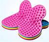 Массажный Коврик для Ступней и Ног Futzuki Reflexology Foot Massage Mat, фото 6