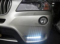 DRL штатные дневные ходовые огни LED- DRL для BMX X3 2010+