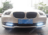 DRL штатные дневные ходовые огни LED- DRL для BMW GT 535i/550i 2010+