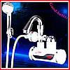 Мгновенный Проточный Водонагреватель с Насадкой для Душа Instant Electric Heating Water Faucet i Shower, фото 6
