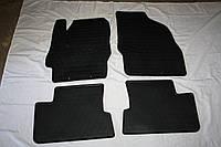 Мазда 3 2009-2013 резиновые коврики Stingray Premium
