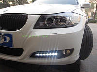 DRL штатные дневные ходовые огни LED- DRL для BMW 3 series E90 2009-2012