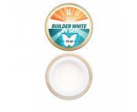 Моделирующий 3-фазный гель  Fox Builder White gel Uv Объём: 15 мл