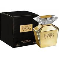 Женская парфюмированная вода Badgley Mischka Couture (теплый, сладкий, нежный аромат) копия