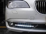 DRL штатные дневные ходовые огни LED- DRL для BMW 7 series F01 2008+